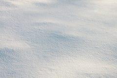 White snow background Stock Photos