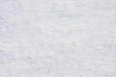 White snow background Stock Photography