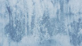 White snow and ice in the center an abstract background texture. For web-design, a banner, design Stock Photography