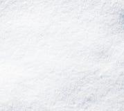 White snow surface Stock Photo