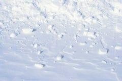 White snow texture Royalty Free Stock Photo