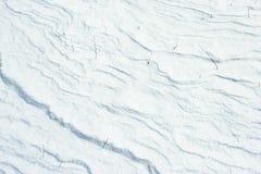White snow texture Stock Images