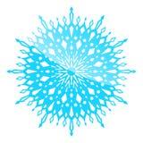White snowflake Royalty Free Stock Photos