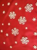 White snowflakes Royalty Free Stock Photos