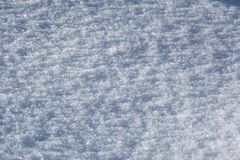 White snowflakes background royalty free stock images