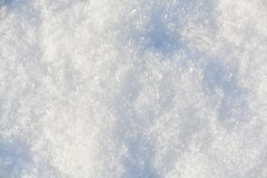 White snowflakes crystals. White snow flakes texture background Royalty Free Stock Photos