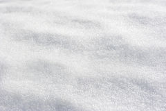 White snowflakes Royalty Free Stock Photos