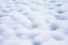 White Snowy Background Royalty Free Stock Images
