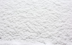 White snowy background, snow texture, Royalty Free Stock Photos