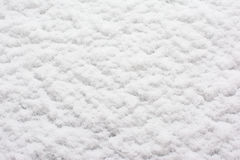 White snowy background, snow texture, Royalty Free Stock Images
