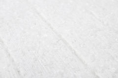 White snowy and wooden background for christmas decoration. Royalty Free Stock Image