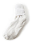 White Socks. With white background Stock Images