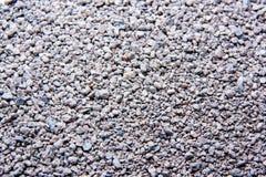 White Sodium Bentonite Cat Litter or cat sand.  Stock Photography