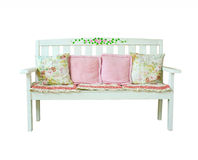 White sofa Royalty Free Stock Image
