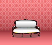 White sofa Stock Photos