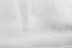 White soft cloth surface as background. Abstract white texture Royalty Free Stock Photography