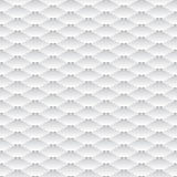 White soft texture, seamless Stock Images