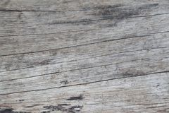 Black and white wood texture Royalty Free Stock Photography