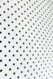 White soundproof wall Stock Photos