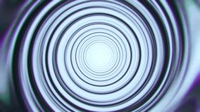 White space time warp tunnel vortex loopable motion background. Abstract white space time warp tunnel vortex loopable motion background backdrop stock video