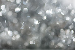 White sparkles Royalty Free Stock Photo