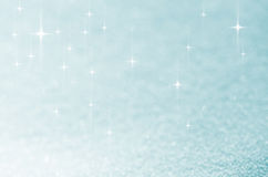 White sparkles. Winter's abstract background - boke, glitters and sparkles royalty free stock images