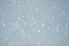 White splash on gray background concrete wall, messy, splotchy, surface. White splash on gray background concrete wall, messy, splotchy, surface Stock Photography