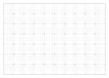 White square grid Royalty Free Stock Images