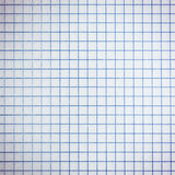 White squared paper sheet background Royalty Free Stock Photos
