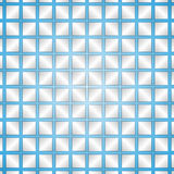 White squares Stock Images