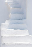 White stairs Royalty Free Stock Photo