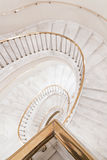 White stairs. Stock Photography