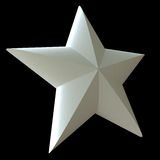White star Stock Image