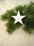 White star Stock Photography