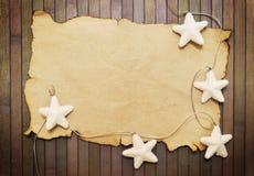White stars Stock Photos