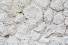 White stone background texture Royalty Free Stock Images