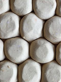 White stone background texture macro Royalty Free Stock Photography