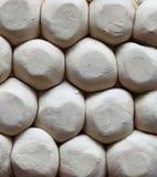 White stone background texture macro Stock Photo