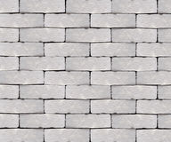 White stone block background. And texture Stock Image