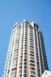 White Stone Condominium Tower Royalty Free Stock Image