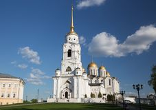 Dormition Cathedral, Vladimir, Russia Stock Photos