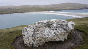 White stone Stock Photography