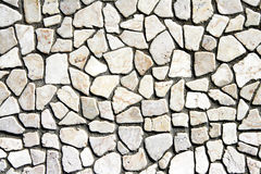 White Stone Stone Texture Royalty Free Stock Images