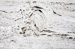 White stone texture background. Royalty Free Stock Image