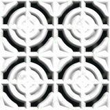 White stone vent Stock Image