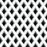 White stone vent. Seamless pattern Royalty Free Stock Photos