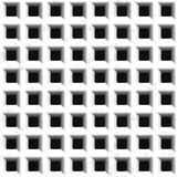 White stone vent. Seamless pattern Royalty Free Stock Photo