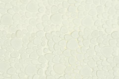 White stone wall background Stock Images