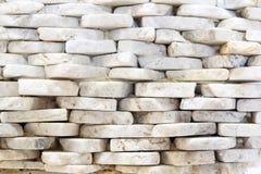 White stone wall Royalty Free Stock Photos