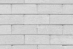 White stone wall Texture. royalty free stock image